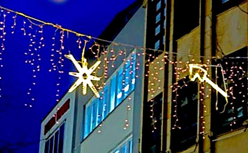 Lichterkette, Vorweihnachten