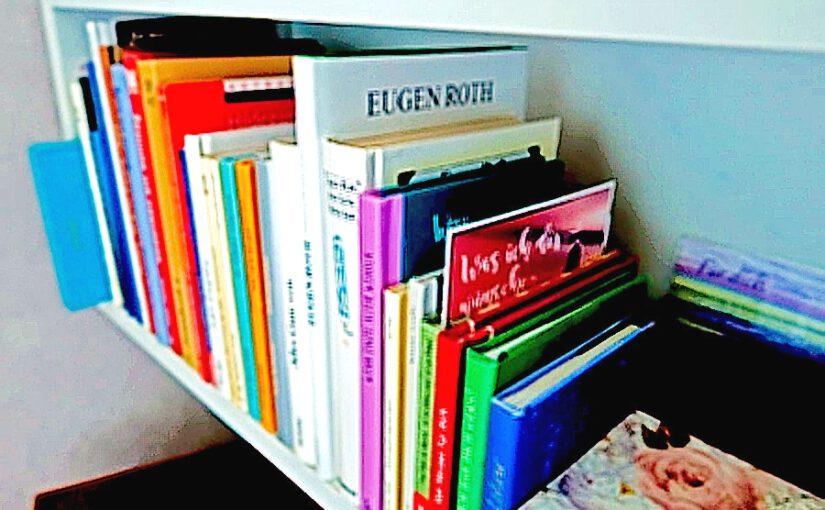 Bücher sind notwendig