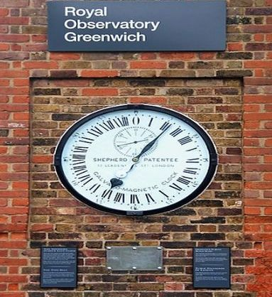 Greenwich Meantime, photo from wikipedia